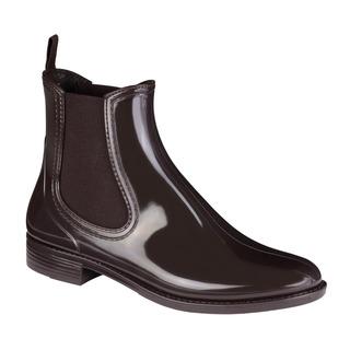Scholl TATY tmavě hnědá - kotníčková obuv