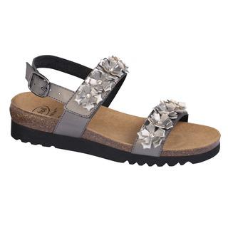 Scholl LETIZIA SANDAL cínové zdravotní sandály