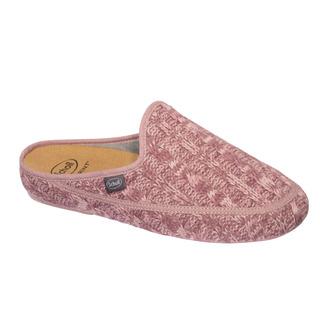 Scholl MADDY růžová domácí obuv