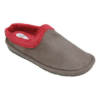 Scholl SIMONE šedá / růžová domácí obuv