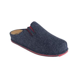 Scholl SPIKEY4 tmavě modrá domácí obuv
