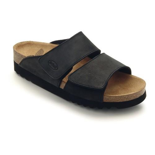 AALIM černé - dámské zdravotní pantofle - EU 35