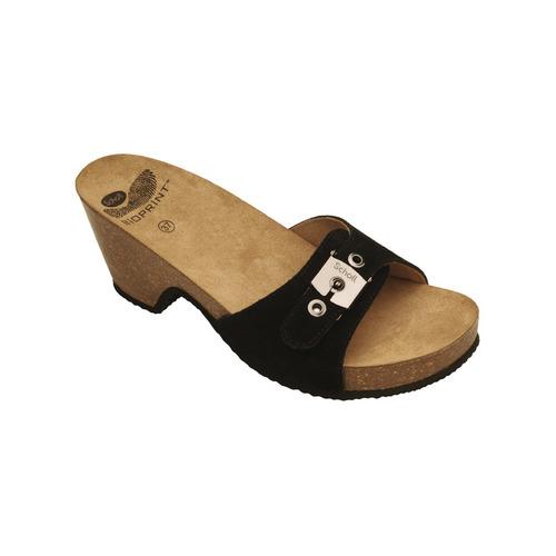 MAISE - černé pantofle - EU 41