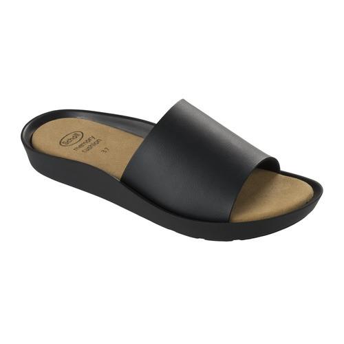 MEISSA černé - dámské zdravotní pantofle - EU 36
