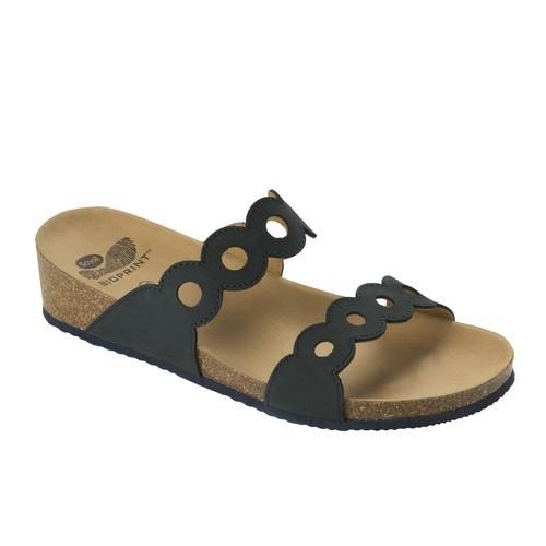 ODELIA tmavě modré - dámské zdravotní pantofle - EU 41