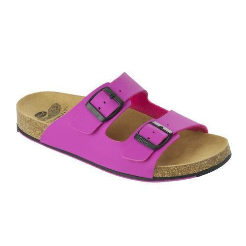 SPIKEY SS 6 růžové - dámské zdravotní pantofle - EU 41