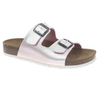 Scholl SHO AMELIA - růžové zdravotní pantofle