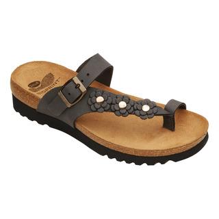 Scholl SIBEL modré - zdravotní pantofle