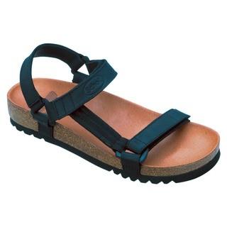 Scholl HEAVEN - černé zdravotní sandály