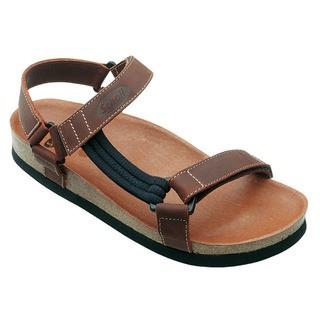 Scholl HEAVEN - hnědé zdravotní sandály