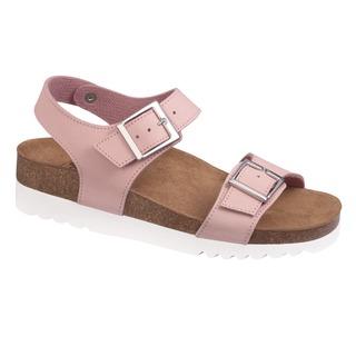 Scholl FILIPPA SANDAL - světle růžové zdravotní sandále