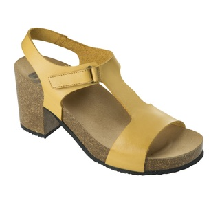 Scholl ARACENA žluté sandály