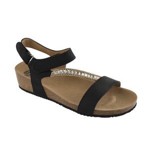 Scholl SBRILLI černé sandály