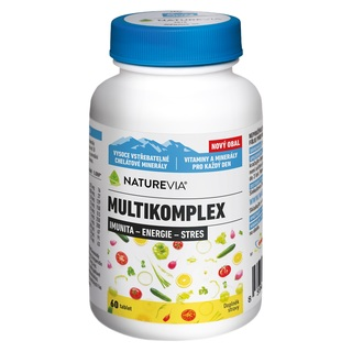 Swiss NatureVia MULTIKOMPLEX (60 tablet)