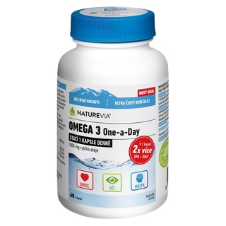 Swiss NatureVia OMEGA 3 ONE-A-DAY (60 tablet)