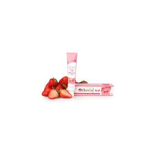 Twin Lotus Kids Strawberry - dětská bylinná zubní pasta jahoda 35g