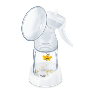 Beurer BY 15 - ruční odsávačka mateřského mléka