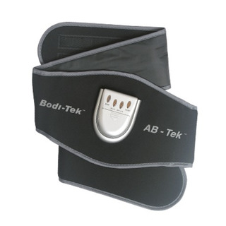 Bodi-Tek  AB BELT BLACK - svalový elektrostimulátor