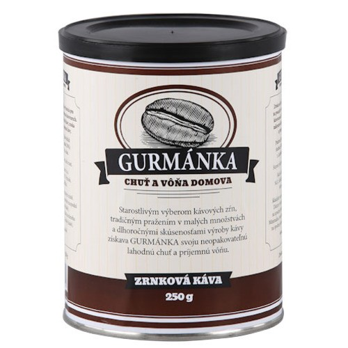 Gurmánka 250g zrno