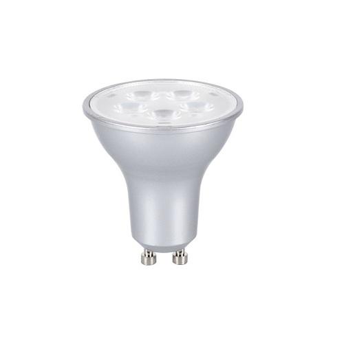 LED žárovka GU10, 3W - teplé bílé světlo