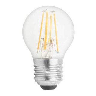 GE lighting LED žárovka E27, 4W - teplé bílé světlo