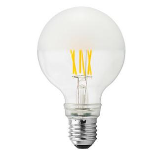 GE lighting LED žárovka E27, 4W, 1ks - teplé bílé světlo