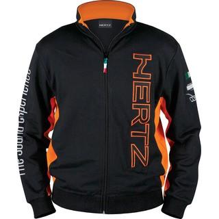 Hertz mikina black L