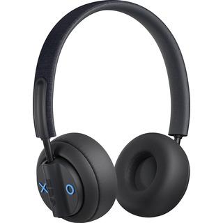 Jam Audio HP303 - Out There černá sluchátka na uši