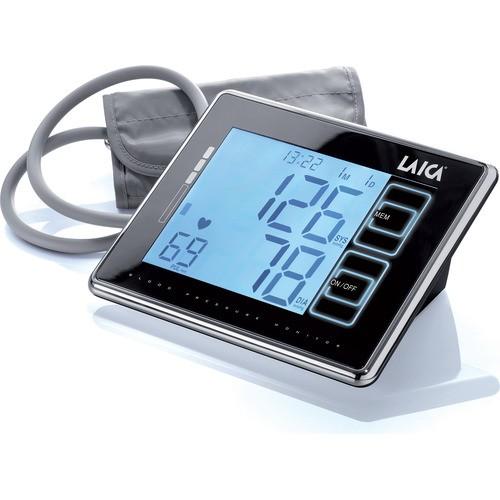 Automatický monitor krevního tlaku na paži, černý BM2003