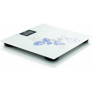 Laica PS1058 - modrá osobní digitální váha LEAF