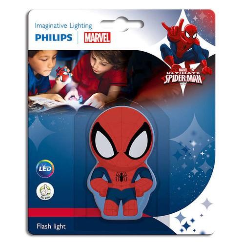 Flash Light Spider-Man Dark Blue