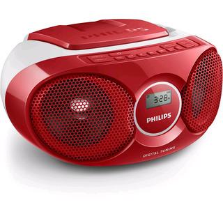 Philips AZ215R/12 Soundmachine - přenosný radiopřijímač s CD