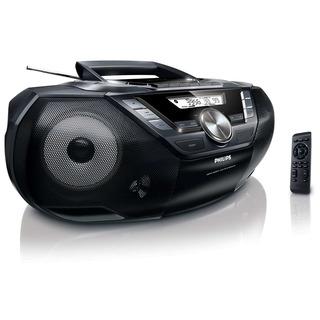 Philips AZ787/12 - CD Soundmachine s USB - přenosný radiomagnetofon