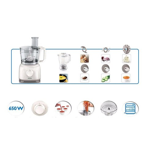 HR7628/00 - Kuchyňský robot,