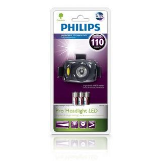 Philips SFL6150/10 - Profesionální LED čelovka