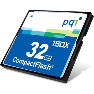 PQI CF 32GB 150x