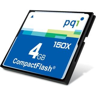 PQI CF 4GB 150x