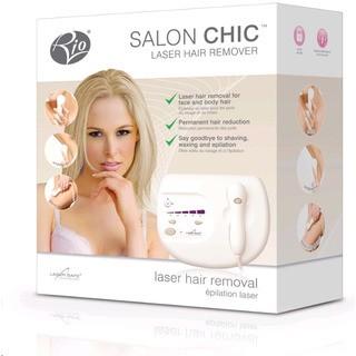 RIO SALON CHIC LASER HAIR REMOVER - Laserový odstraňovač chloupků na těle a obličeji