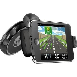 TomTom iPod Touch Car Kit - držák pro iPod Touch se samostatným GPS přijímačem a Bluetooth