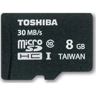 Toshiba micro SDHC 8GB UHS-I M301R08GB
