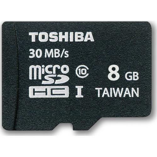 micro SDHC 8GB UHS-I M301R08GB