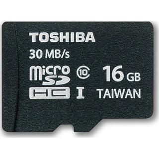Toshiba micro SDHC 16GB UHS-I M301R16GB