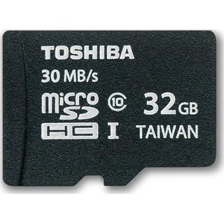 Toshiba micro SDHC 32GB UHS-I M301R32GB + adaptér