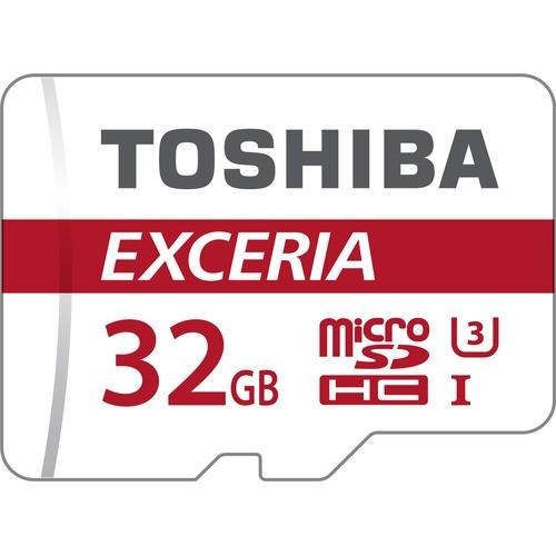 micro SDHC 32GB UHS-I M302R32GB + adaptér