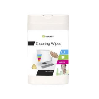 TRACER TRASRO41017 - Vlhčené čistící ubrousky, pro LCD, TFT