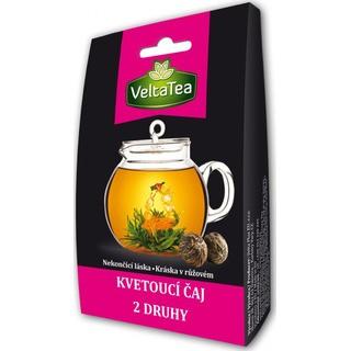 Velta Tea Kvetoucí čaj - mix růžový