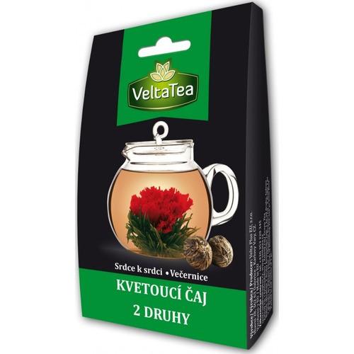 Kvetoucí čaj - mix zelený