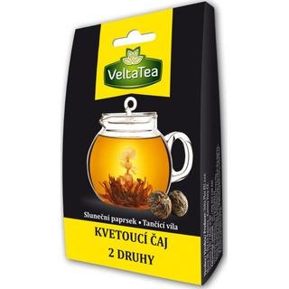 Velta Tea Kvetoucí čaj - mix žlutý