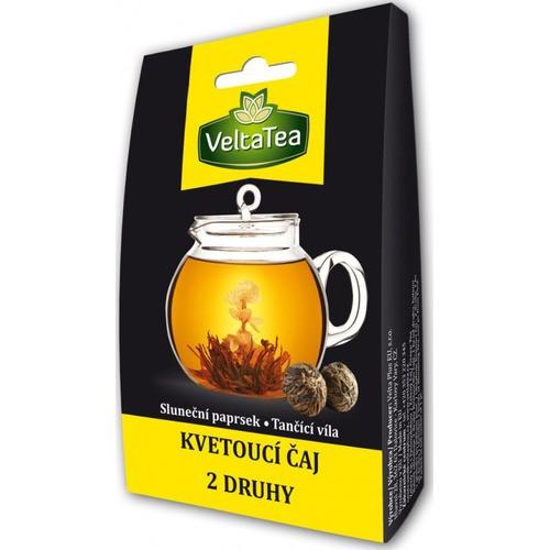 Kvetoucí čaj - mix žlutý