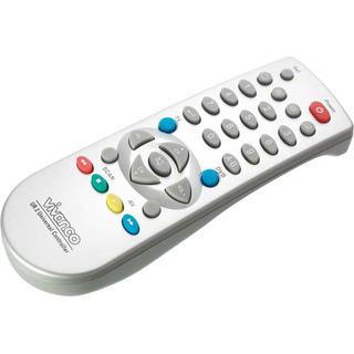 Vivanco UR 2 - TV/DVB univerzální dálkový ovládač 2v1